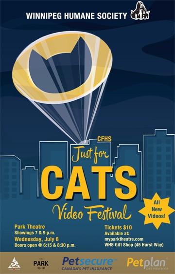 Just for Cats 2016 @ The Park Theatre | Winnipeg | Manitoba | Canada