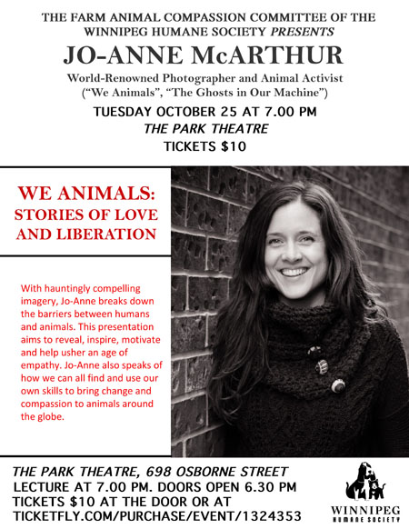 We Animals: Stories of Love and Liberation @ The Park Theatre | Winnipeg | Manitoba | Canada