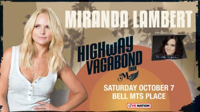 Miranda lambert to help winnipeg humane society animals by offering country music superstar miranda lambert wants to help homeless animals in winnipeg and asks concert goers to fill up her little red wagon with donations to m4hsunfo